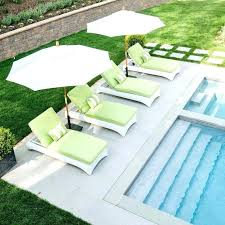 Pool Lounger Chair Lounge Chairs In Water Deck Loungers Best Wooden Outdoor