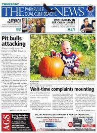 Pahls Pumpkin Patch Buckley by Parksville Qualicum Beach News October 17 2013 By Black Press