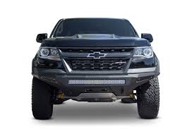 100 Front Truck Bumpers 20172018 Chevy Colorado ZR2 Stealth Fighter Bumper Off Road
