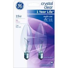 g e 皰 40 watts ceiling fan light bulbs with candelabra base