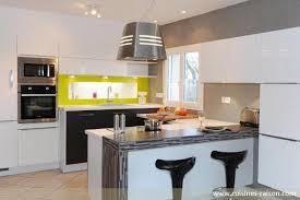 cuisine moderne en u cuisines en u amazing amnagement cuisine moderne quels design et