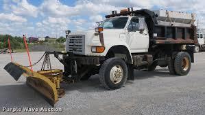 1998 Ford F800 Dump Truck | Item DB8986 | Tuesday October 23...