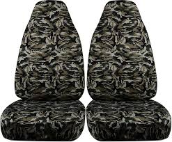 100 Camouflage Seat Covers For Trucks Amazoncom 20042012 Chevy ColoradoGMC Canyon Camo Truck Bucket