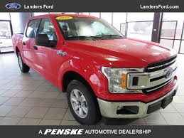 100 Used Ford F 150 Trucks 2018 XLT 2WD SuperCrew 55 Box At Landers Serving