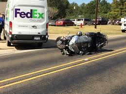 100 Fedex Truck Wreck Motorcycle And FedEx Truck Collide Drivers Identified News