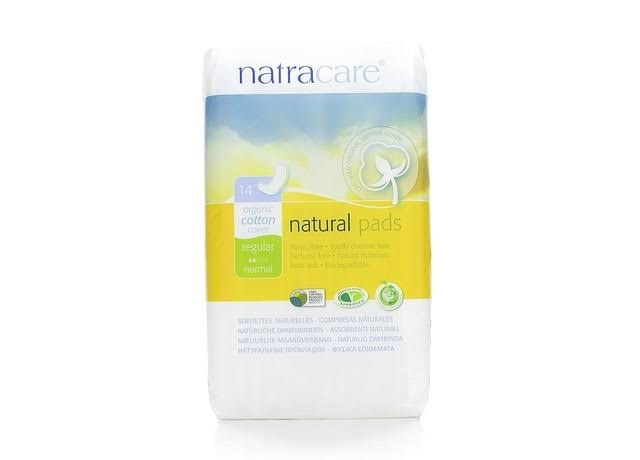 Natracare Organic Cotton Cover Maxi Pads
