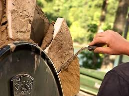 How To Build An Outdoor Pizza Oven | How-tos | DIY A Great Combination Of An Argentine Grill And A Woodfired Outdoor Garden Design With Diy Cob Oven Projectoutdoor Best 25 Diy Pizza Oven Ideas On Pinterest Outdoor Howtobuildanoutdoorpizzaovenwith Home Irresistible Kitchen Ideaspicturescob Ideas Wood Fired Pizza Kits Building Brick Project Icreatived Ovens How To Build Stone Howtos 13 Best Fireplaces Images Clay With Recipe Kit Wooden Pdf Vinyl Pergola Building