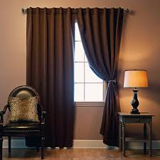 Sound Reducing Curtains Amazon by Amazon Com Best Home Fashion Thermal Insulated Blackout Curtains