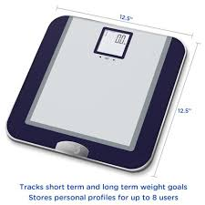 Taylor Bathroom Scales Instruction Manual by Eatsmart Precision Tracker Digital Bathroom Scale U2013 Eatsmart Products