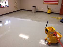 a step janitorial floor stripping waxing columbia mo