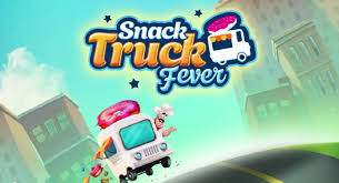Snack Truck Fever GamePlay - YouTube