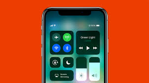 How to View Battery Percentage on iPhone X
