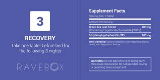 ravebox supplement stack