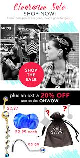 Sneak Peek: Semiannual Clearance Sale [coupon] - Body Candy Email ... 11 Great Ways How To Use Email Countdown Timer Mailerlite Femine Hygiene And Organic Personal Lubricants Good Clean Love Body Candy Discount Code New Store Deals Sweet Defeat Coupon Codes Review 2019 Up 50 Off Travelling Weasels Topfoxx Discount Code Sunglasses 25 Hard Candy Promo Top Coupons Promocodewatch 100 Awesome Subscription Box Urban Tastebud Limited Time Offer To Write A For Only Smart Tnt Regular Mobile Load 60 Pesos