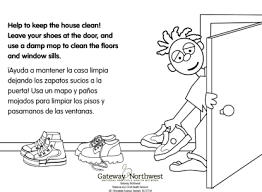 Download Any Of These Coloring Pages And Use Them To Help Teach Your Kids About Staying Healthy Safe