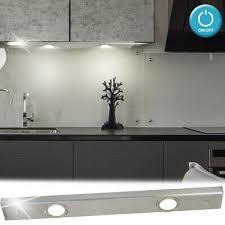 beleuchtung led unterbau le stab leuchte küchen strahler