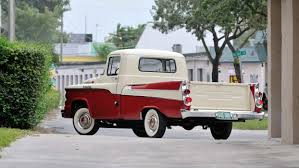 1959 Dodge D100 Sweptside Pickup Retro Vintage Truck Mopar Wallpaper ... 1959 Dodge 100 4x4 Panel Truck The Hamb Truck A Rare That Was Flickr Pictures Of D100 Utiline Pickup 1024x768 1957 For A Lover Hot Rod Network File1959 24930442jpg Wikimedia Commons Sweptside Restoration Parts Catalog Awesome 28 Images Sweptline T207 Kissimmee 2011 Stock 815589 Sale Near Columbus These Eight Obscure Trucks Are Vintage Design Classics