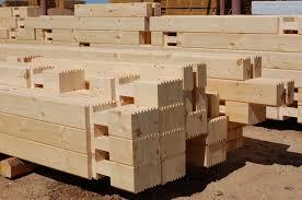 maison bois lamelle colle bois lamellé collé bois lamellé collé