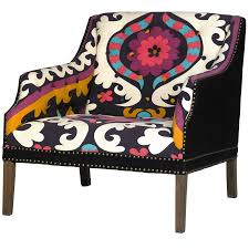Graham And Green Suzani-print Armchair   How To Spend It Suzani Fabric By The Yard Prefab Homes Bobbin Chair Best Chairs Gallery Armchair Cup Holder Bloggertesinfo Exotic Floral Anthropologie Amazing Kitchens Africa Rising Of Cape Town Design 2015 Town Capes Exuberant Color My Obt Perfection Bold Colors Unique Print Loving This Sitting Chair Zebra Print Round Leopard Pknmieszkaj Nasza Ciana Z Cegie 3 A W Centralnym Miejscu 181 Best Suzani Images On Pinterest Home Decor Workshop And Patchwork Parker Knoll In Designers Guild Ebay Made