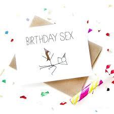 Romantic Birthday Cards For Him Funny Card Sex Boyfriend