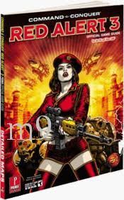 BCommand Conquer Red Alert 3 Official Game Guide For PC