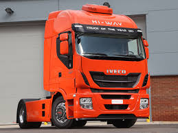 100 2012 Truck Of The Year Iveco Stralis HiWay 500 42 Tractor Pr