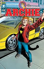 Archie Volume 2 1 Ordway Cover