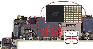 Touch screen digitizer Control ic U14 343S0628 for motherboard for