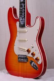 Stevie Ray Vaughan Hamiltone Guitar