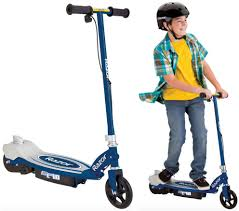 If You Have An Electric Scooter On Your Holiday Shopping List Amazon Just Dropped The Price This Popular Razor E90 In Blue Only To