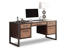 Drop Front Writing Desk by Flexsteel Wynwood Collection Outland Contemporary Writing Desk