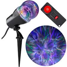 Halloween Ghost Projector Lights by Lightshow Led Projection Spider Web With Remote 74412 The Home Depot