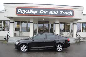 Used One-Owner 2012 Volkswagen Jetta TDI In Puyallup, WA - Puyallup ...