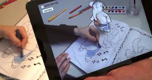 Disney Is Working On 3D Coloring Books