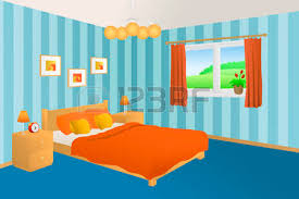 Bedroom Clipart by Room Clipart Bedroom Window Pencil And In Color Room Clipart