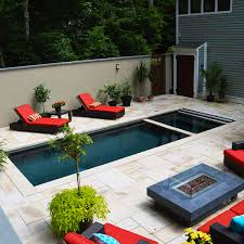 This Outdoor Living Project In Easton PA Had Its Challenges But Creative Design And Zen Backyard Designs Photos