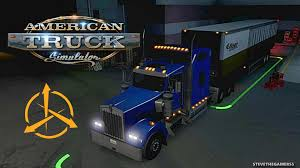 AMERICAN TRUCK SIMULATOR EP4 - NEW PROFILE - LOS ANGELES TO ... Close Up Of Rig Totally Rad Video Game Truck Laser Tag Parties Photo And Inland Empire Fontana Mirrormehats Gallery Levelup Check Out Httpthrilonwheelsgametruckcom For Los Angeles Game Best Taco Trucks In Cbs Gametruck La South Bay Games Lasertag Party Embark Selfdriving Truck Drives To Jacksonville Before After Collision Repairs Orange County Rv Img_201705_144558893