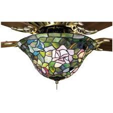 meyda tiffany ceiling fan light kits you ll love wayfair
