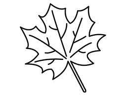 Download Coloring Pages Fall Leaf Leaves 5129 Thecoloringpage Picture
