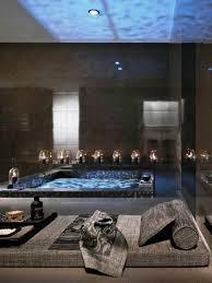 großes badezimmer gestalten und sich das beste spa erlebnis