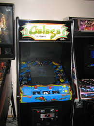 Galaga Arcade Cabinet Kit by Galaga High Score Tokens Only