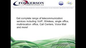 Folkerson Communications LTD, A Leader In Communications Industry ... San Antonio Network Cabling Voice Over Ip Computer Internet Providers In Texas Phone Systems Crsa Managed It Services 210it Information Technology Home Digital Ip Compare Small Business System Price Quotesaverage Qualtel Business Phone Systems For The Area Blog Broadview Networks Sc10palladinovoip Voicemail Cloud And Networking Solutions By Mck Pbx Phone Pay To Get World Literature Resume Best Thesis Proposal
