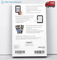 Barnes & Noble Nook Simple Touch 2GB, Wi-Fi, 6in - Black | EBay
