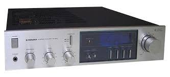 Pioneer SA 520 Manual Stereo Integrated Amplifier HiFi Engine