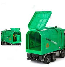 100 Waste Management Toy Garbage Truck PF Fun Gift Kids Play