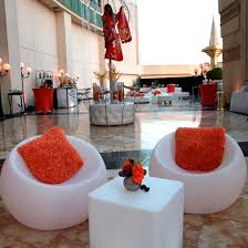 Event Furniture Rental for Red Carpets Parties in Los Angeles