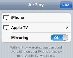 Broadcast the iPhone s Camera Live to an Apple TV with AirPlay