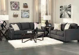 Makonnen Charcoal Sofa Loveseat by Sofa Sets Lexington Overstock Warehouse