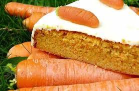 saftiger veganer möhrenkuchen glutenfrei ohne mehl und