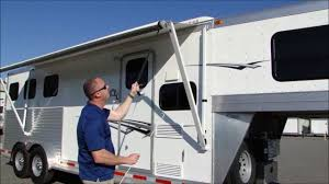 How To Operate An Awning On Your Trailer Or RV - YouTube Gh Jumbo Windout The Awning Company Racarsdirectcom Race Transporter 2 Deck Office Kitchen Upgraded To Enclosed Trailer How Outfit Rennlist Porsche Bruce Custom Awnings Dometic Fabrics Iveco Truck And Race With Awnings Touch Of Class Trailers Advantech Mti Rear Ramp Door And Flapover Asta Car Rv Accsories Cargo Trailer Shadepro Inc